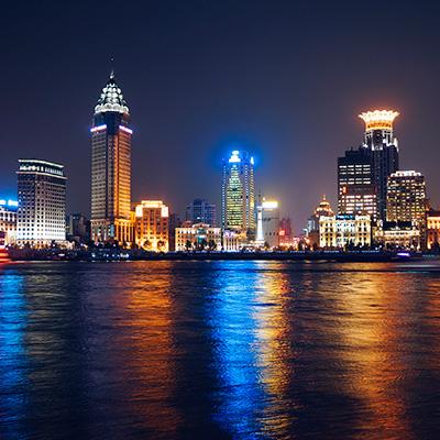 Zdj�cie zagranicznego miasta